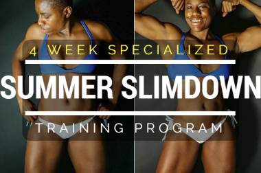 Get Into Your BEST Shape This Summer w/ My New Program