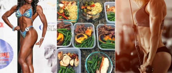 What Exactly IS a Healthy Contest Prep?