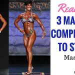 Ready to Shine: 3 Masters Figure Competitors Poised to Step on Stage
