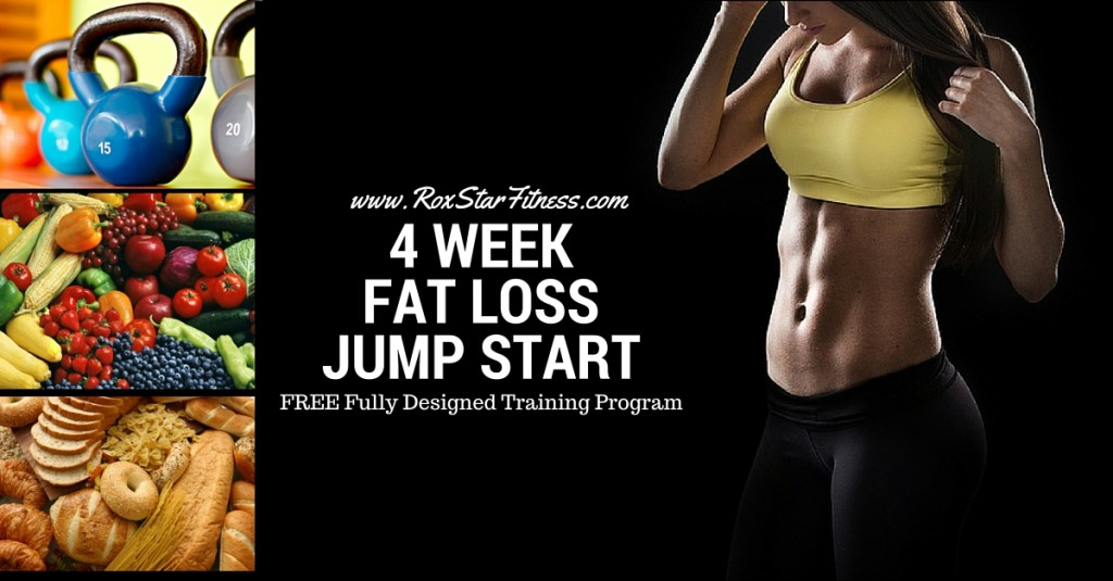 4 Week Jumpstart