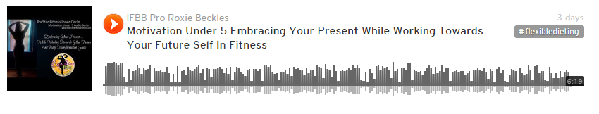 Sound Cloud - Embracing Your Present Podcast