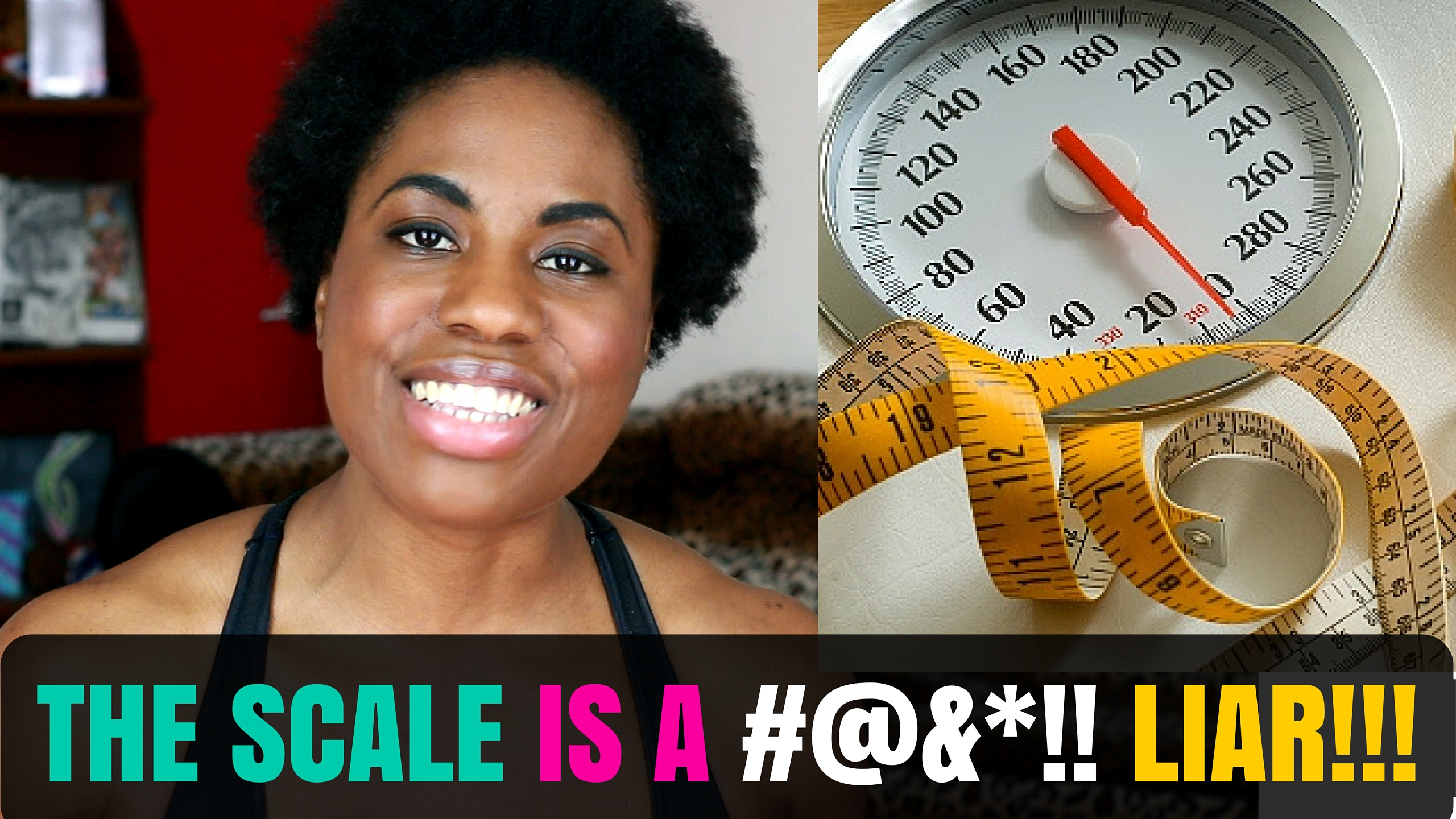 Ignore the Scale! It's a Liar! Do This Instead.