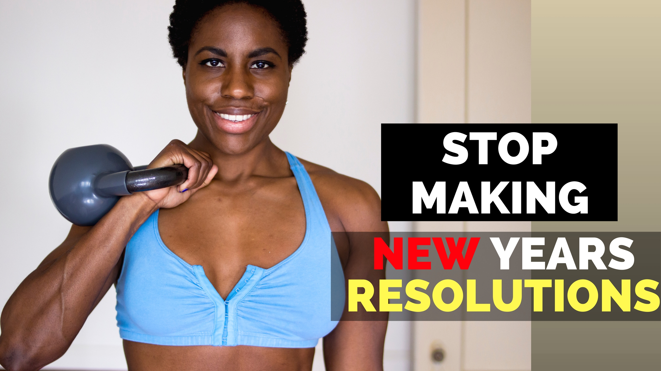 7 Day New Year's ANTI-RESOLUTION Jump Start Intensive! Let's GO!