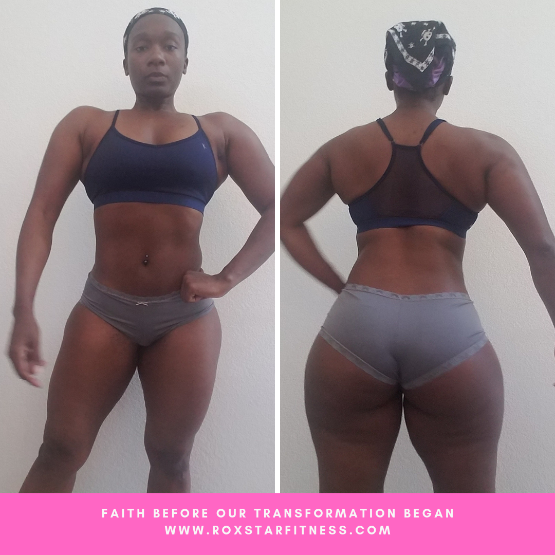 Military Life to Losing 30 Pounds and Hitting the Figure Competition Stage