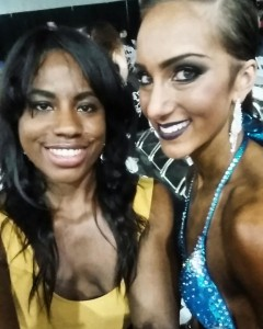 First Time Figure Competitor Wins