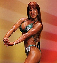 I not only came in with the best physique I ever brought to the stage, I also had the most amazing experience with prep