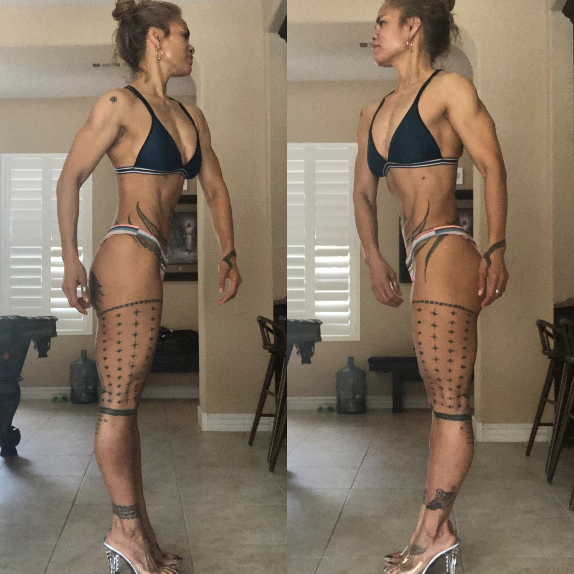 Wellness and Figure Competitors Contest Prep