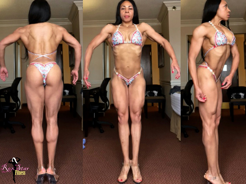 Monica at 1 Day Out - Less Than 12 Hours to Showtime