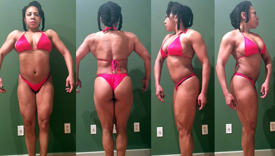 Monica Carson - 16 Weeks Out