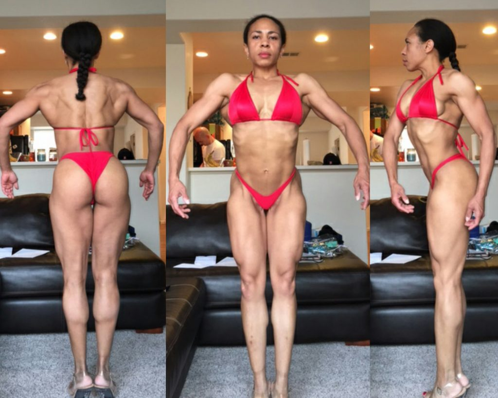 Monica at 4 days out GGS