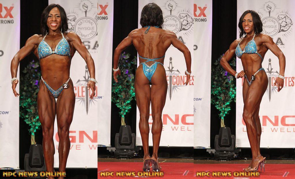 Monica Carson - NPC Los Angeles Championships - Master's Figure Overall