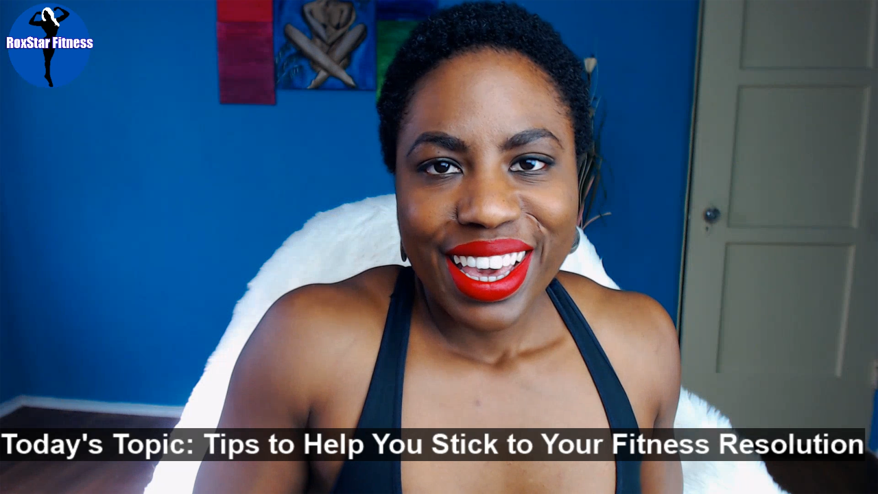 Tips to CONQUER Your New Year's Fitness Resolution 2018