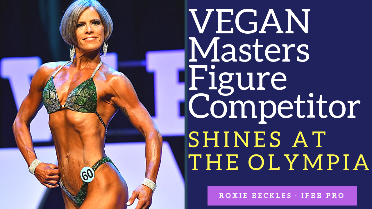 Competing Successfully as a Vegan Figure Competitor - Nicholee's Story