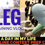 (Video) Wk 4: Leg Training, Track Running, & My Life as an Online Contest Prep Coach – Part 1