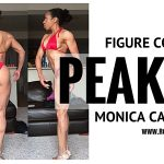 Figure Competition Peak Week: Monica Carson Greater Gulf States – Day 1