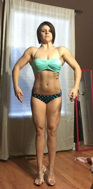 Client Progress: Brittany Pacheco - A Detailed Look At A Contest Prep Journey One Year In The Making