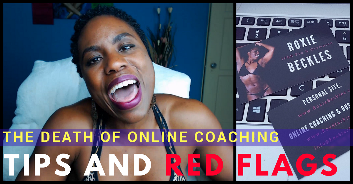 Hiring an Online Fitness or Prep Coach: Tips & Red Flags