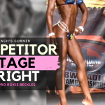 Get Over Competitor Stage Fright | Bikini Figure Wellness Physique