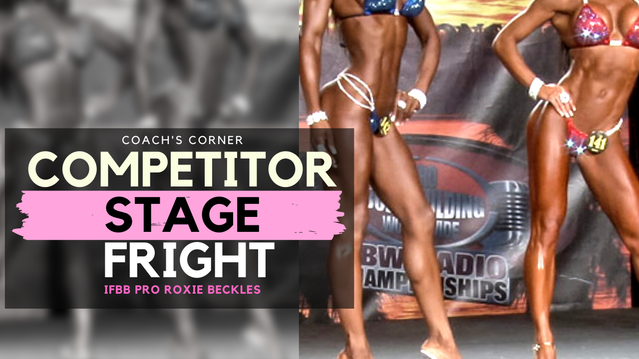 Get Over Competitor Stage Fright