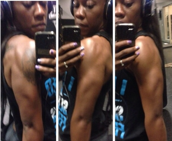 RoxStar Fitness Client Spotlight: Dionna's Extreme Fat Loss Transformation