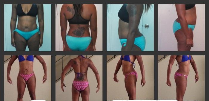RoxStar Fitness Client Spotlight: Dionna's Extreme Fat Loss Transformation