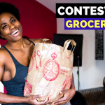 Contest Prep Grocery Haul! Come See What I Got at 15 Weeks Out.